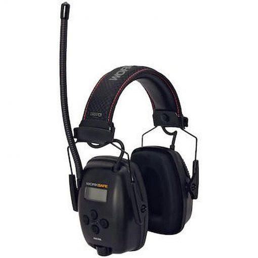 Hörselkåpa Worksafe Radio 2.0