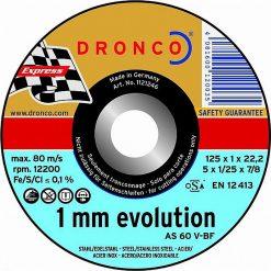 Kapskiva 1mm evolution